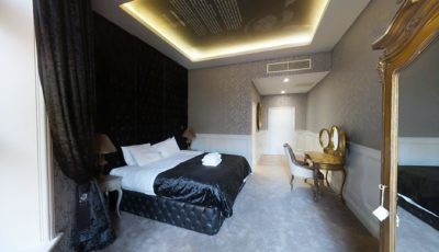 The Exchange Hotel – Shirley Bassey Suite