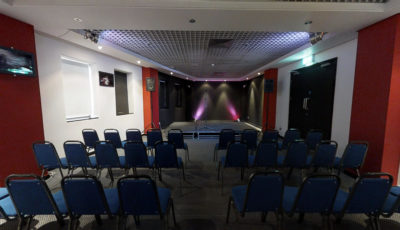 The Exit 7 Bar & Venue @ Motorpoint Arena Cardiff