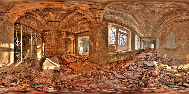 Chernobyl_360º_Photograph_Photo by Matt Wright