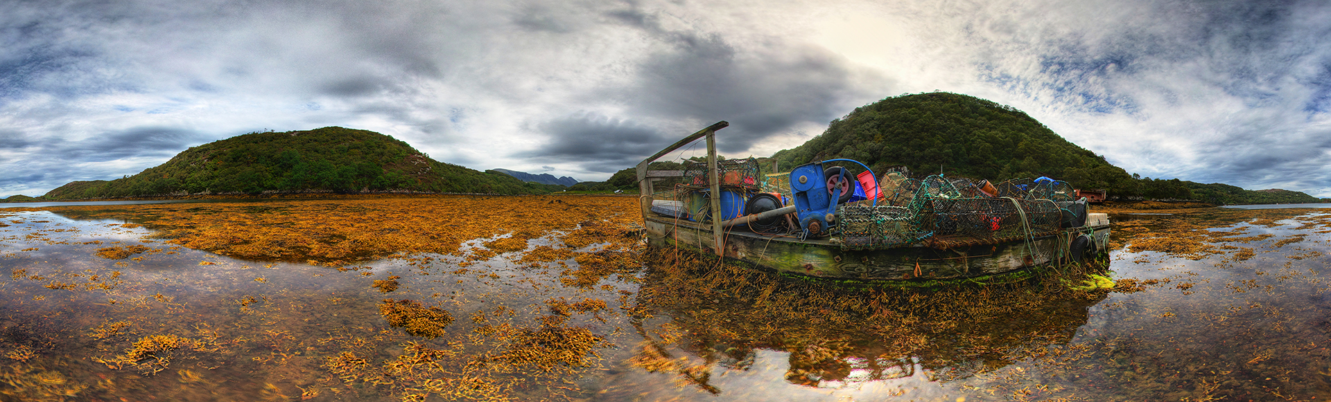 Scotland 360º Panorama by Matt Wright