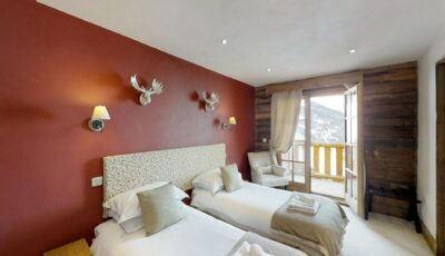 Black Diamond Lodge | Twin Room